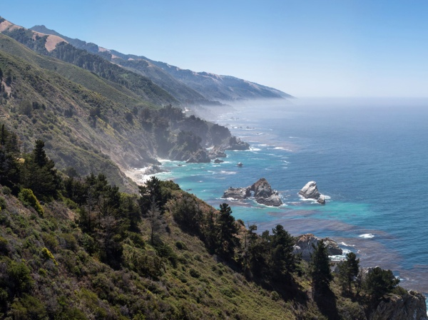 The Pacific Coast Highway is a gorgeous stretch of road running hundreds of miles along the coast from California to Oregon.